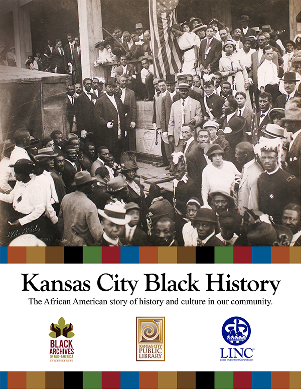 Kansas City Black History 2019 cover
