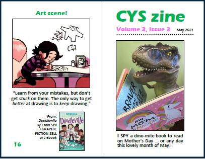May 2021 CYS Zine