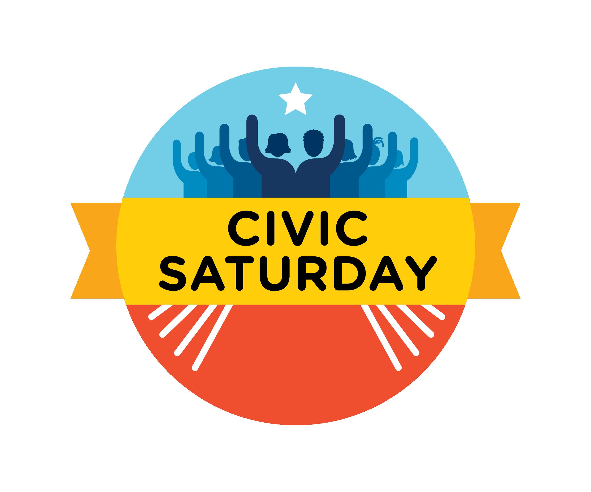 Citizen University's Civic Saturday logo