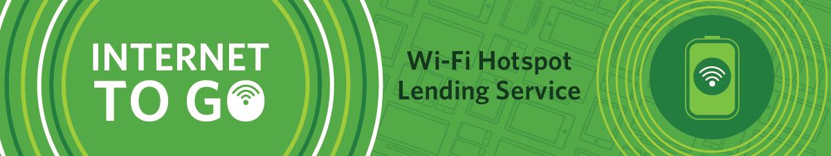 Wi-Fi Hotspot Lending Service