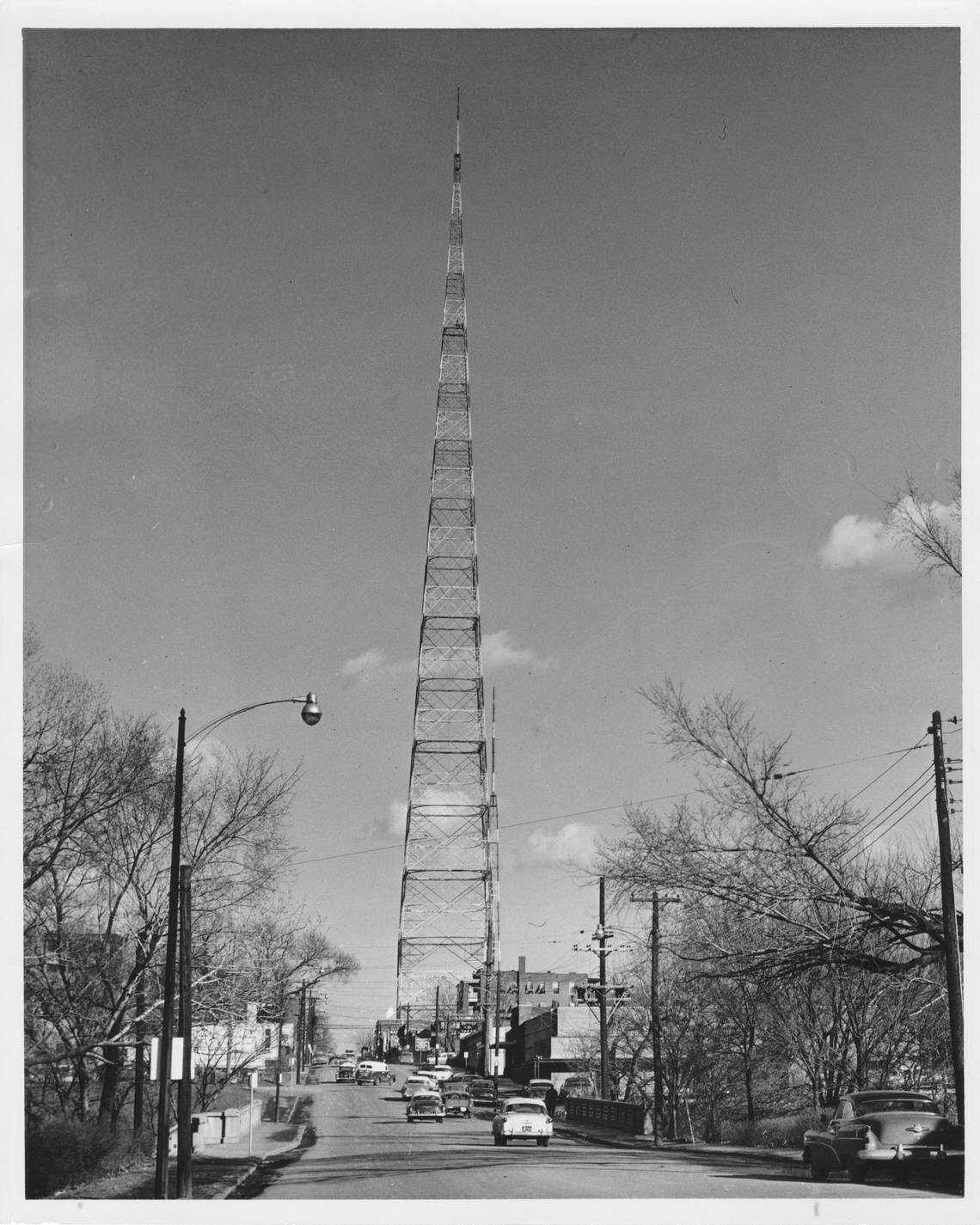 Will The KCTV5 Tower Ever Light Up The KC Skyline Again