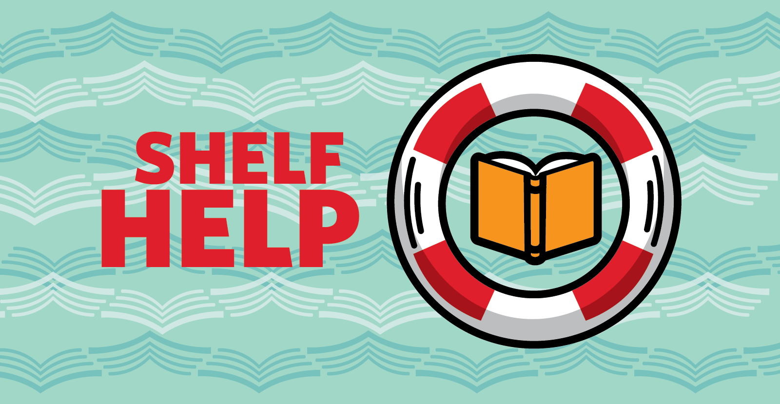 Shelf Help Landing Logo