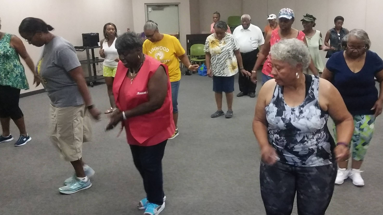 Heart Healthy Line Dancing