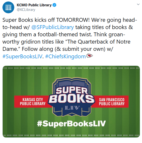 SuperBooks Twitter image 1