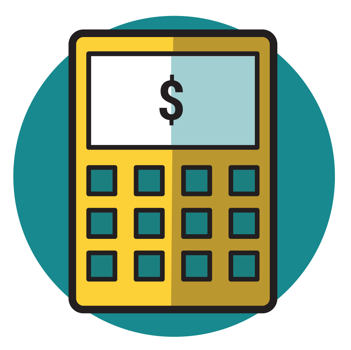 Library calculator