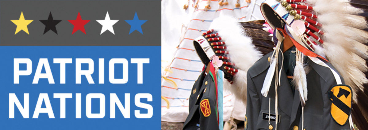 Through art, photography, and essay, this Smithsonian-produced exhibit tells the 250-year story of Native Americans' overlooked role in our country's armed forces. They've served in every major military encounter from the Revolutionary War to today's conflicts in the Middle East – in greater proportion to their population than any other ethnic group.