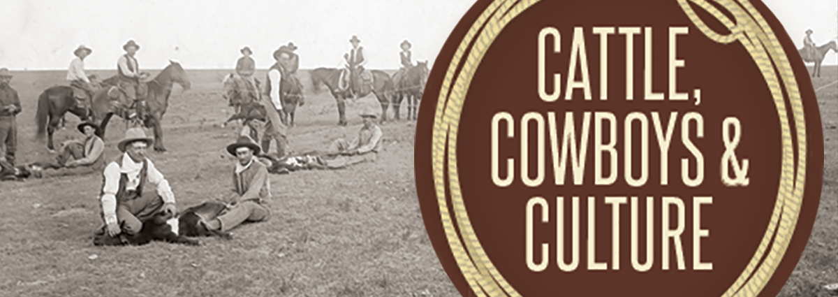 Produced by the Panhandle-Plains Historical Museum in Canyon, Texas, this exhibit features artifacts, art and decorative art objects, clothing and textiles, photographs, and architectural renderings illuminating the historical, cattle-driven connections between Kansas City and Amarillo, Texas.