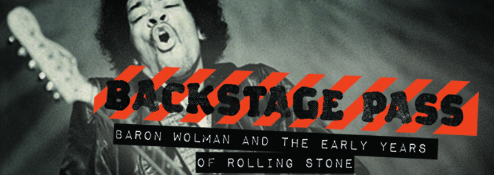 "Through a collection of framed photographs, contact sheets, and original magazine covers, this exhibit illuminates how Rolling Stone magazine and Baron Wolman, its chief photographer from 1967-70, guided the creation of the ""rock star"" persona from concert to cover image to icon during one of the most important eras in music history."