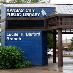 L.H. Bluford Branch Library
