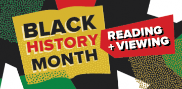 Black History Month Recommendations