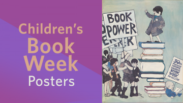 Children's Book Week, an annual celebration of books for young people and the joy of reading, launched in 1919 and is currently the longest-running national literacy initiative in the country. In 2019 the annual event celebrates its 100th anniversary;  on the occasion of this notable milestone, the Library shares the history of Children's Book Week and highlights a collection of commemorative posters produced throughout the program's past.