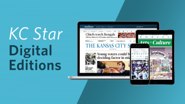 Library Offers Access to Kansas City Star Digital Editions