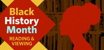 From classic literature to contemporary cinema, the Library offers a number of ways to discover stories celebrating the African American experience. As we commemorate Black History Month, check out a selection of recommended books and browse the collection of films available through the Library's free streaming services.