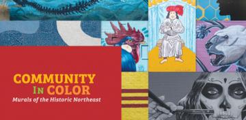 Community In Color exhibit