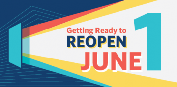 Library Reopening on June 1
