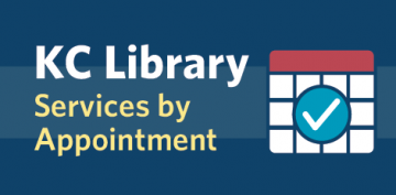 Library Services by Appointment