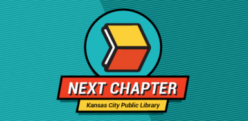 Library Next Chapter graphic