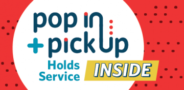 Pop In Pick Up Service Changes