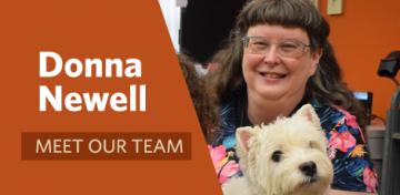 Meet Our Team - Donna Newell
