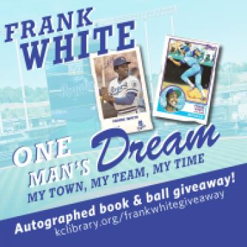 Frank White book ball
