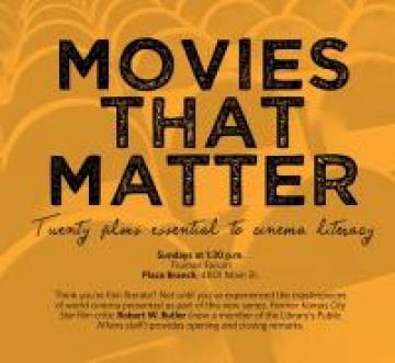 Movies That Matter film series
