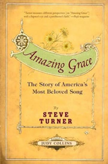 Amazing Grace by Steve Turner book cover