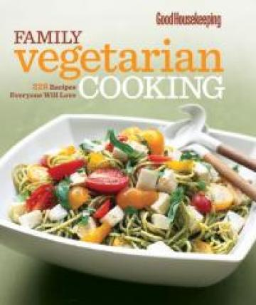 Family Vegetarian Cooking book cover