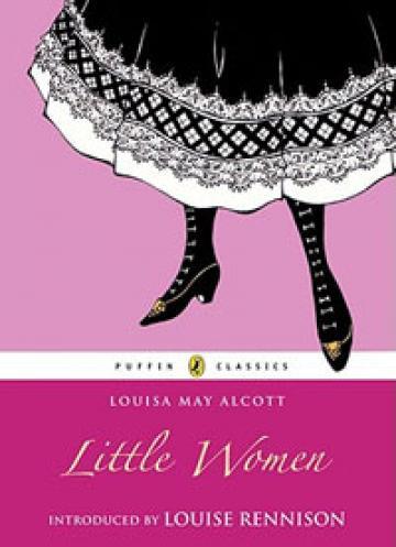 Little Women book cover Penguin