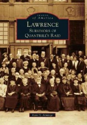 The survivors of the Lawrence Massacre are featured in a new book.