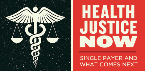 Health Justice Now graphic