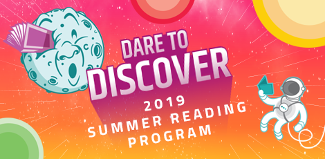 Summer Reading: Dare to Discover