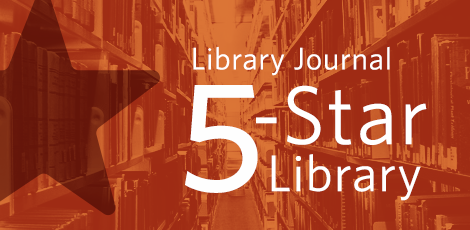 Library Receives 5-Star Rating from Library Journal
