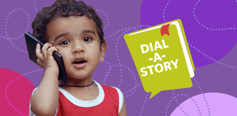 Dial-A-Story graphic