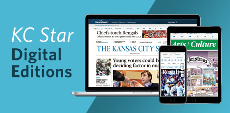 KC Star Digital Editions graphic