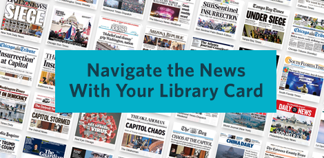 Navigate the News with Your Library Card