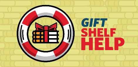 Gift shelf help graphic