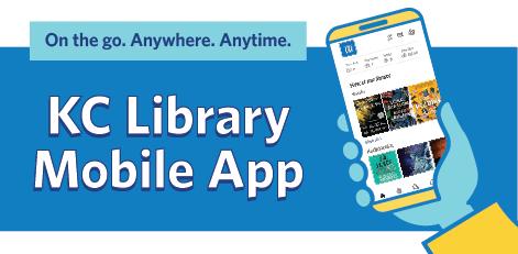 KC Lbrary Mobile App