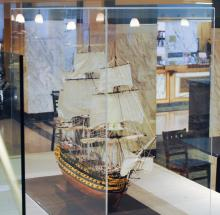 The HMS Victory