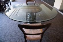 19 c. Pedestal Table, alternate view