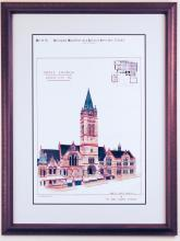 American Architect & Building News-Oct. 15, 1887, Grace Church KCMO