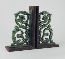 Bookends, alternate view