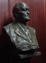 Bust of John Barber White