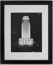 City Hall at Night, Kansas City