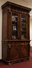 Four Lion Bookcase (VI)