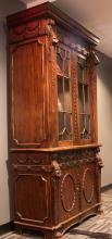 Four Lions Bookcase (VII)
