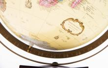 Globemaster Globe, detail