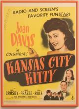 """Joan Davis in """"Kansas City Kitty"""""""