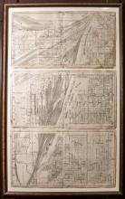 Map of Kansas City Stockyards