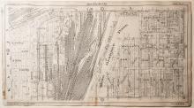 Map of Kansas City Stockyards, Plate 2