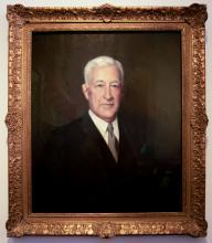 Portrait of Harry T. Abernathy